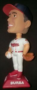 2001-DAVE-BURBA-34-Bobblehead-Cleveland-Indians-SGA-3-in-Series-of-7-MINT
