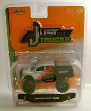 2006 '06 NISSAN TITAN PICKUP TRUCK JUST TRUCKS DIECAST 2017 JADA WAVE 14