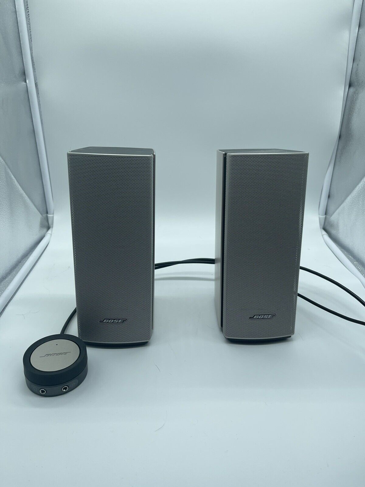 BOSE COMPANION 20 COMPUTER SPEAKER SYSTEM PC/MAC & PHONE FREE SHIPPING . Buy it now for 160.00
