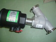 ASCO.......... S290B182 VALVE ..............N/C 25MM JOUCOMATIC...NEW  PACKAGED