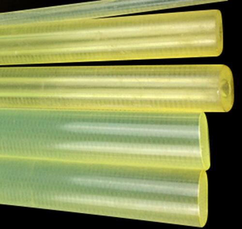 """US Stock 30mm x 250mm Polyurethane Rubber Solid Force Glue Stick PU Rod 9.84/"""""""