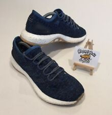 1ff6f64ff item 2 Men s Adidas Pure Boost Running Trainers UK 9  Core Blue Night Navy  GYM FITNESS  -Men s Adidas Pure Boost Running Trainers UK 9  Core Blue Night  Navy ...