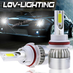 Image Is Loading 9004 Hb1 Led Headlight Bulb High Low Beam
