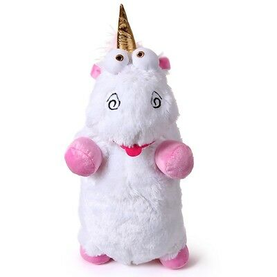 "8"" 16"" 25"" Despicable Me Unicorn Soft Stuffed Plush Toys Doll Teddy kids Gift"