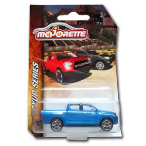 Majorette Toyota Hilux Revo Pickup Series Diecast Cars 292k 1 58 New