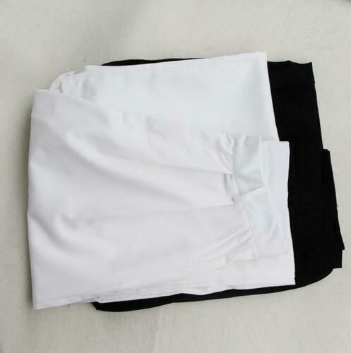 Pants Full Casual Size Leg Ol Wide Trousers Long Loose White Black Length Womens 0PqIHxw40