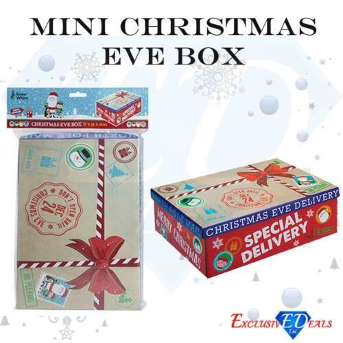 XMAS EVE Box Mini Taille Livraison Spéciale