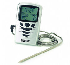 Cdn Digital Probe In Oven Cooking Thermometer Timer Dtp482 Kitchen