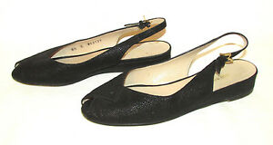 Bruno Magli Textured Slingback Flats best for sale free shipping exclusive explore clearance 100% guaranteed OHvebkYk