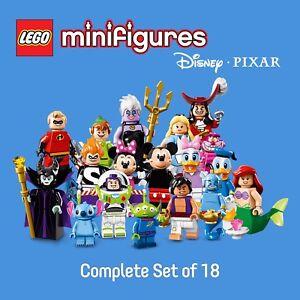 LEGO-71012-Minifigures-Disney-Series-complete-set-of-18
