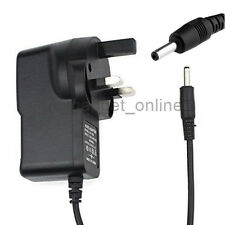 "5V 2A UK AC-DC Switching Adaptor Charger for 9"" CnM Touchpad Dual Core 10DC-16"