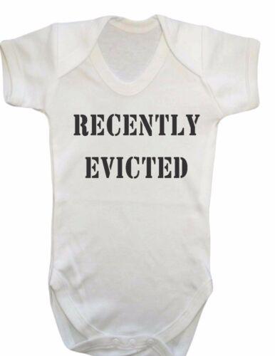 Mädchen kürzlich Evicted lustig Body Baby Junge weste-strampler Geschenk