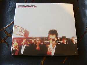 Slip-CD-Album-Nick-Cave-amp-The-Bad-Seeds-Live-At-The-Royal-Albert-Hall-Sealed