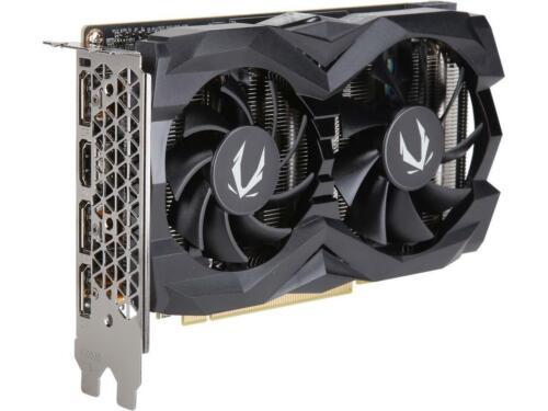 ZOTAC GAMING GeForce GTX 1660 6GB GDDR5 192-bit Gaming Graphics Card Compact