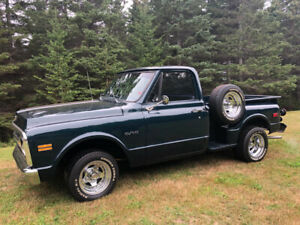 1969 Classic Chevrolet Truck C10