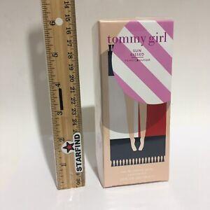 Tommy-Girl-Sun-Kissed-Spray-Hilfiger-3-4-oz-100mL-Eau-De-Toilette-Spray-NEW-See