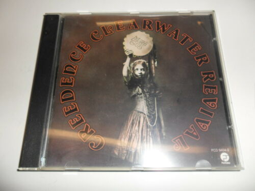 1 von 1 - CD  Creedence Clearwater Revival - Mardi Gras