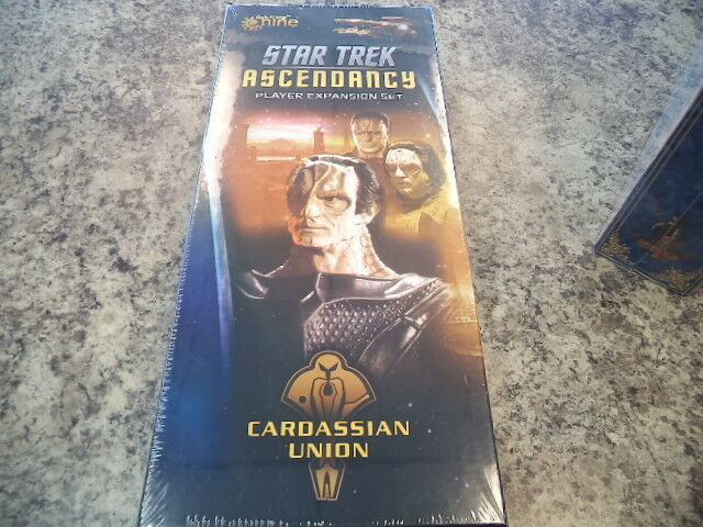 Star Trek: Ascendancy Cardassianisches Union Exp - Brettspiel Galeforce 9 Spiele