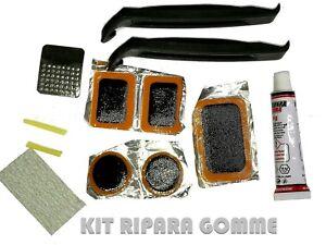 SET RIPARA GOMME CAMERA D/'ARIA