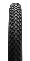 Mountain Bike Tire 26 X 1.75-2.25 W Kevlar Tall, Knobby Tread