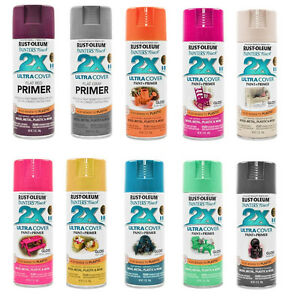 Rust Oleum  Painter S Touch Multi Purpose Spray Paint  Ounce Black