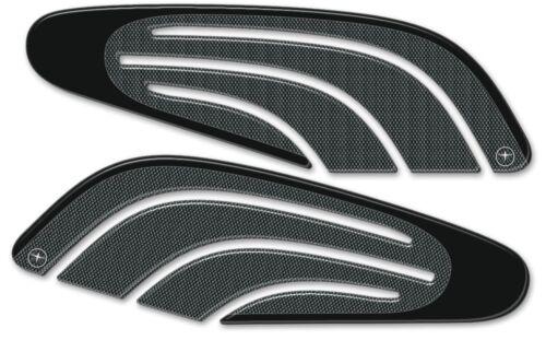 2 Schutz Seitenlichter 3D Tank Kompatibel für Motorrad Xsr 700 Yamaha Xsr700