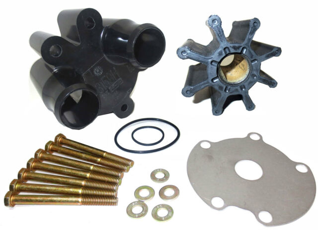 Sea Water Pump Impeller Kit For Mercruiser Inboard and Bravo OEM# 46-807151A14