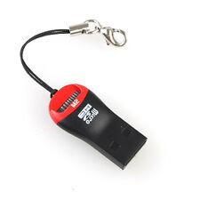 MINI ADATTATORE TF MICRO SD LETTORE Pen Drive MEMORIA Card reader USB Pendrive