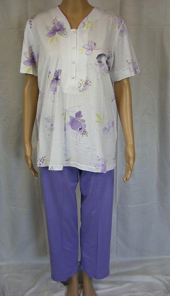 Ringella  Gr. 38  Pyjama Schlafanzug  Shorty  NEU