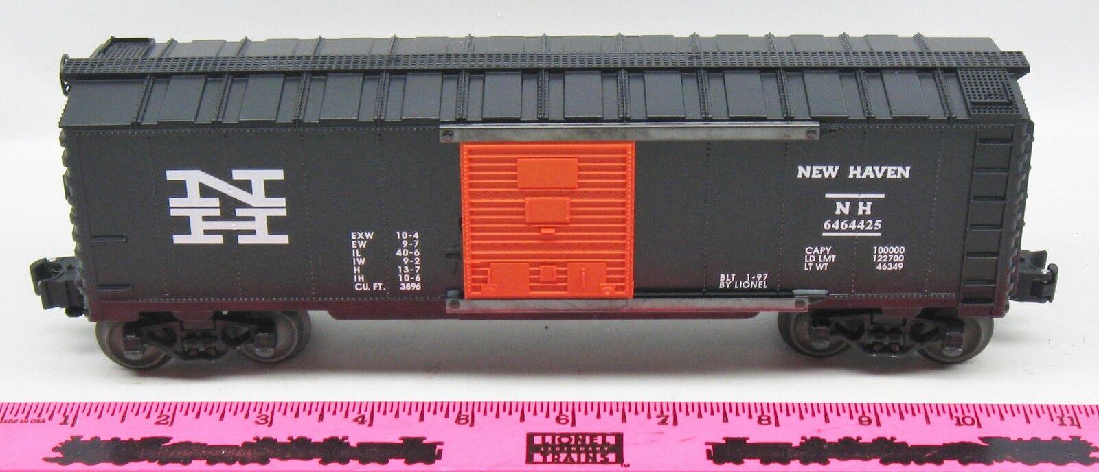 Lionel 6464-425 New Haven boxcar