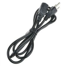 """6ft 1.8M AC Power Cord Cable Lead Plug for Samsung LN32A450 32/"""" LCD HD TV PC"""