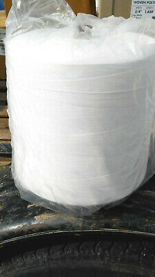 Strong String Industrial Semi Automatic bag closing thread polyester white 1.5KG