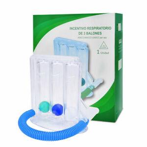 Atemtrainer Lungentrainer Atemtraining Ball Lungentraining Servoprax Pulmo O4C3