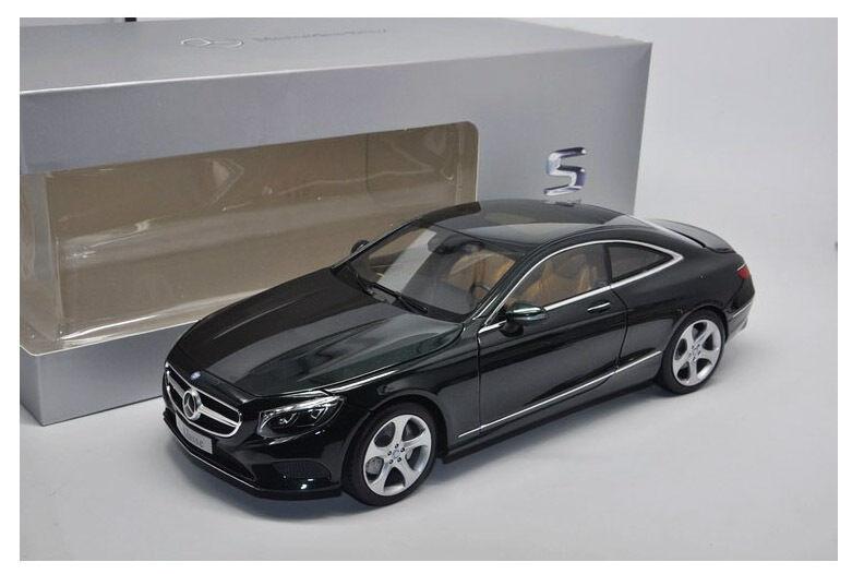 1 18 NOREV Mercedes-Benz 2014 S-Class Coupe C217 Die Cast Model 03
