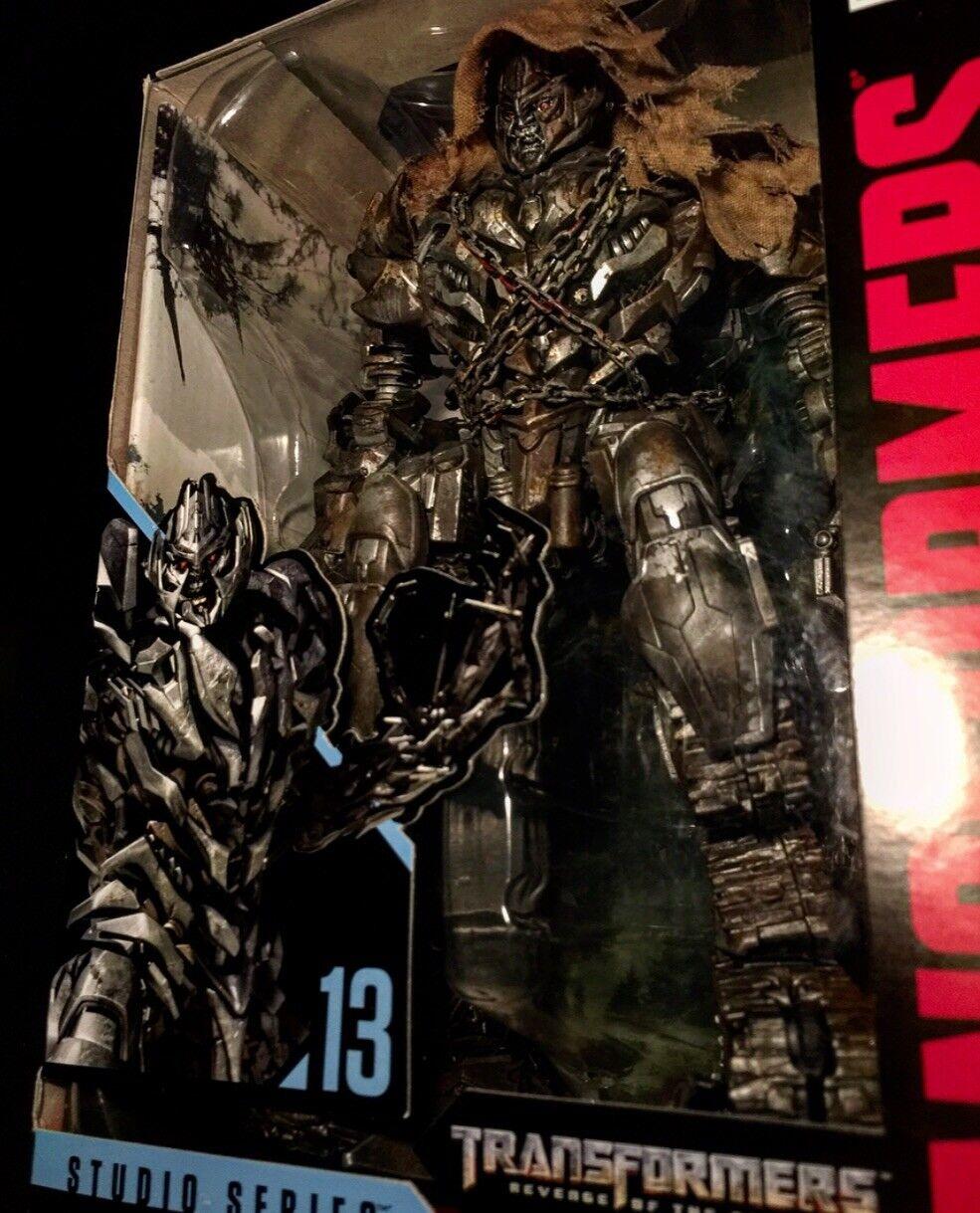 ahorra 50% -75% de descuento Transformers  Megatron Voyger Clase de la serie Studio Personalizado Personalizado Personalizado (hecho a pedido  leer   el mas de moda