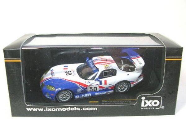 CHRYSLER VIPER GTS-R GTS-R GTS-R no. 50 LeMans 1998 9bd407