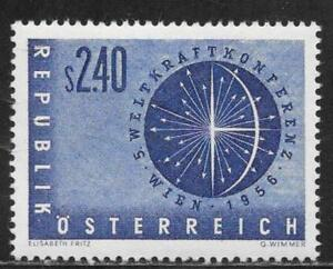 Stamps Austria 1956 Mnh **