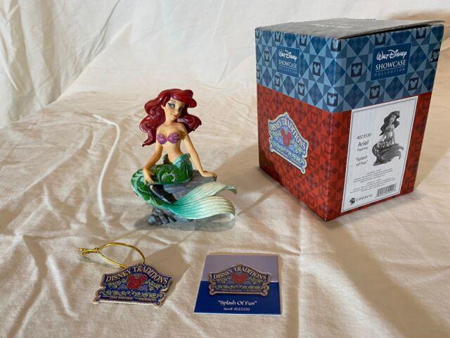 Disney Traditions Jim Shore Ariel Splash of Fun Little Mermaid 4023530 NEW