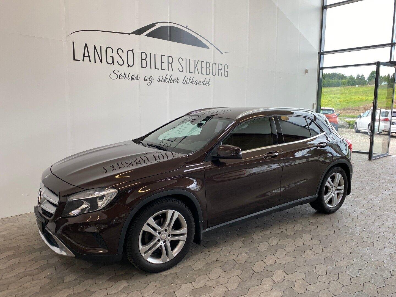 Mercedes GLA200 2,2 CDi aut. 5d - 279.900 kr.