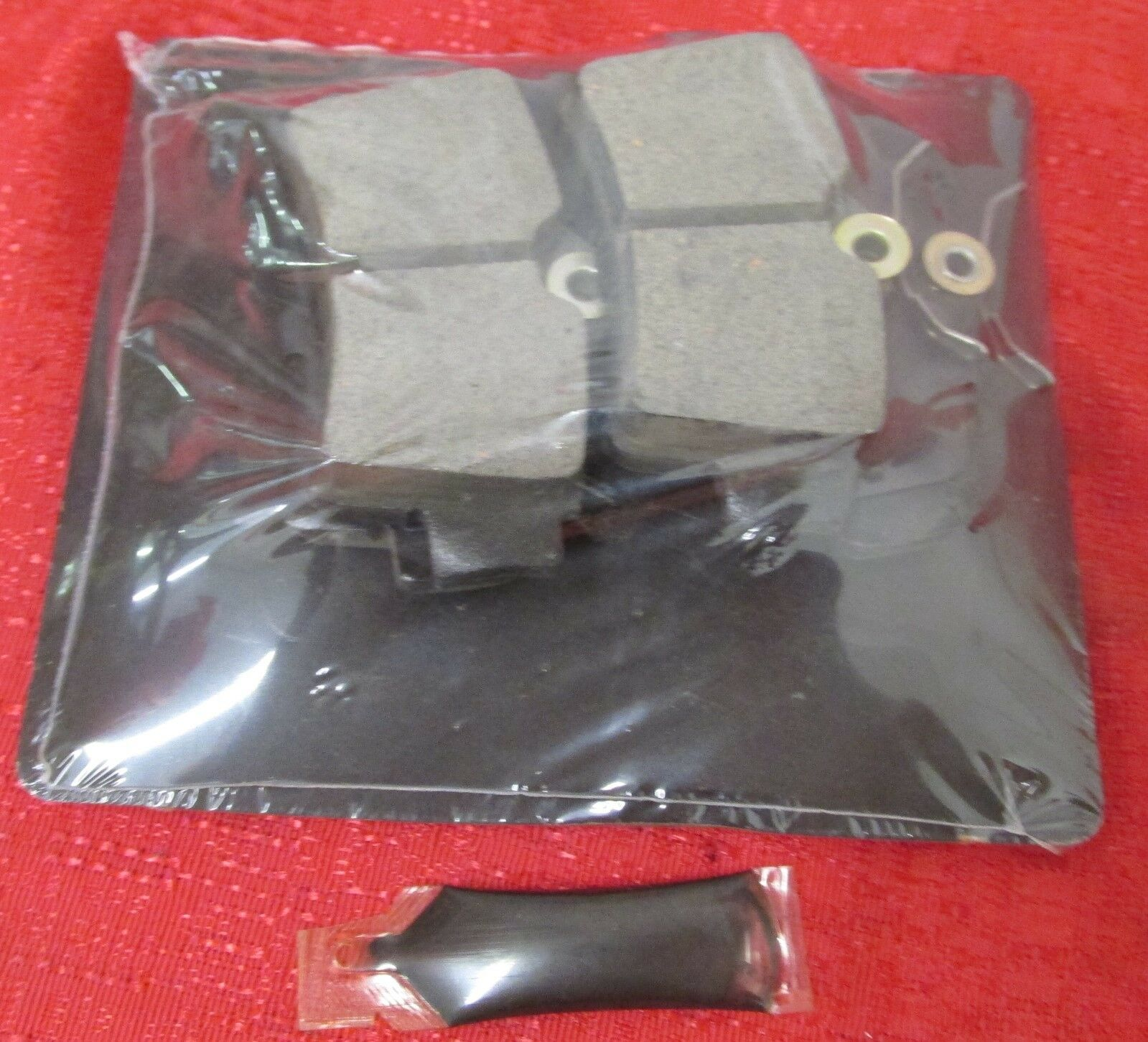 MUSTANG REAR DISC  BRAKE PADS - SILENCER PROFFESIONAL - OR627 - 1994-2004 - NEW  authentic online