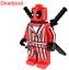 MINIFIGURES-CUSTOM-LEGO-MINIFIGURE-AVENGERS-MARVEL-SUPER-EROI-BATMAN-X-MEN miniatura 209