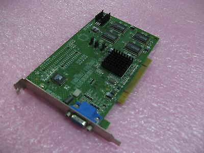 Sun X3668A 370-3753 Raptor PGX32 8//24-Bit Color Frame Buffer