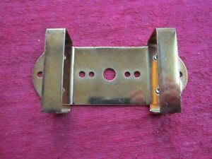2 Antique Vintage Suitcase Luggage Steamer Trunk Coat Hanger Bracket Part #2 Travel