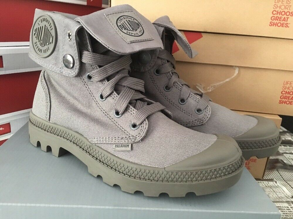 Palladium T. 36 Neuves Baggy Monochrome Dark Grigio
