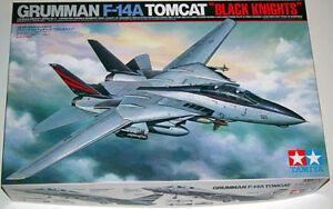 Tamiya 1/32 F-14a Tomcat - Chevaliers noirs # 60313 638499014057