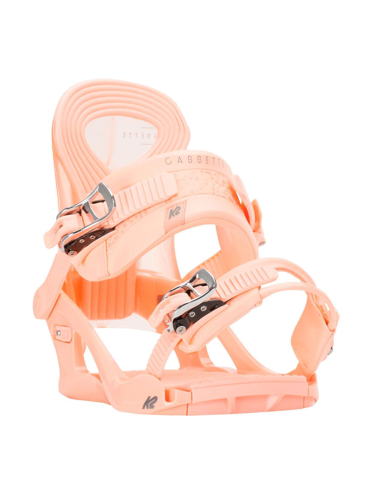 K2 Cassette Cassette Cassette Snowboard Bindung Gr. M für Stiefel Größe 36 - 40 K2 Snowboardbinding  | Überlegen  546f16
