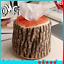 porta-rotolo-carta-igienica-arredo-accessori-bagno-finto-legno-da-viaggio-borsa miniatura 1