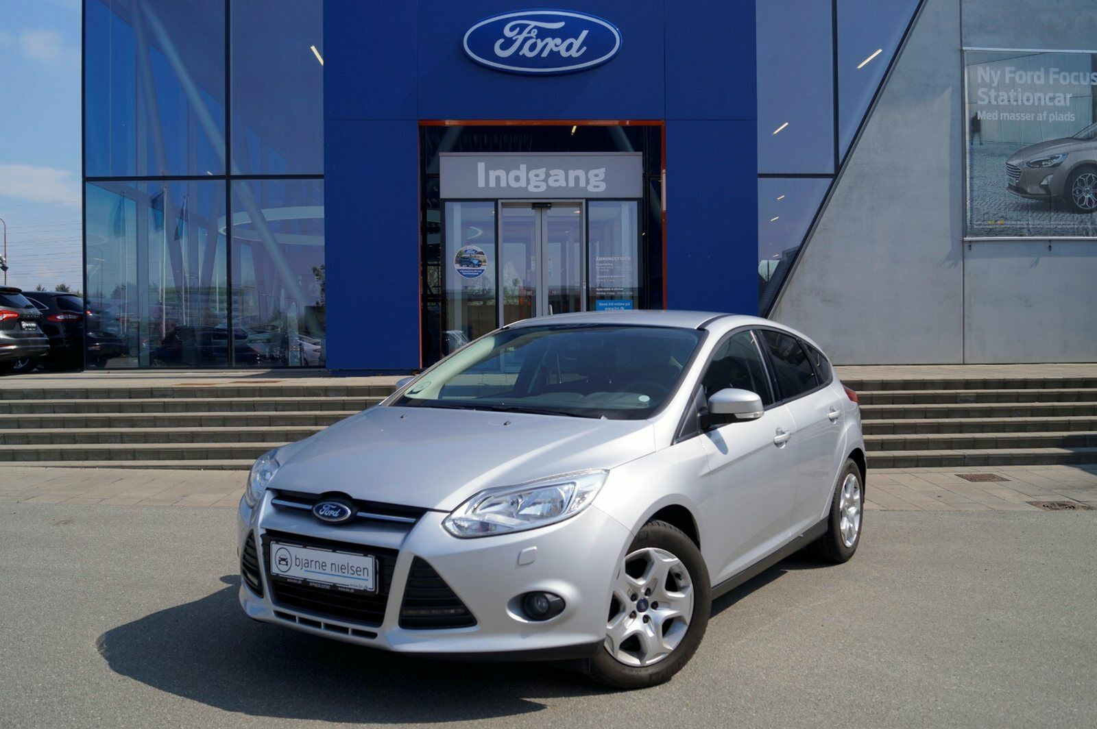 Ford Focus 1,6 Ti-VCT 105 Trend - billede 0