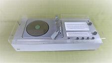 Braun Audio 1 60's record Player / Radio  Serviced & fully working.