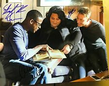 This Is Us signed 11x14 photo justin hartley chrissy metz sterling k brown